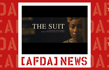 "South African short film ""The Suit"" selected by L'Académie des César to tour all over Europe"